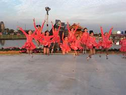 兒童國標舞站上台灣燈會 跳出自信與活力