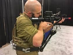 美軍研發「第3手」 可助步兵攜帶更多武器