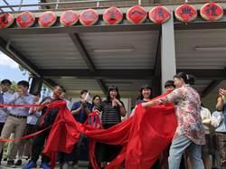 光華餐旅群打造全新中餐烹調專業教室 師生歡喜入厝