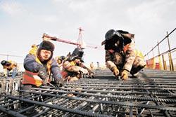 建京張高鐵 天津工人春節仍上崗