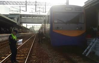 新竹七旬翁疑臥軌輕生 遭輾列車撞傷送醫