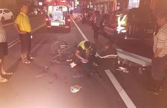 男子開車不慎撞騎單車移工 酒駕持有毒品曝光