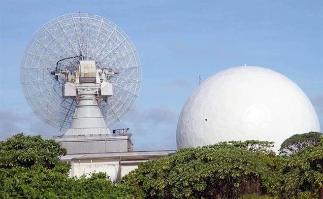 馬紹爾群島的夸加林環礁是美國重要的戰略武器靶場,也是衛星追蹤站,上頭有很多昂貴的軍事設施。(圖/星條旗報)