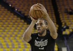 NBA》前灌籃大賽冠軍驚爆里歐納德想離開馬刺