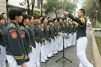 陸軍專科學校合唱團「勇士之聲」參加全國學生音樂比賽   榮獲亮眼佳績