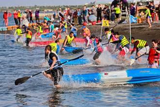 大鵬灣四月水系列 一起來玩水上活動