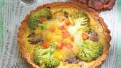 超美味的法式料理吃了不胖反瘦?燃脂瘦身家常菜「生酮法式鹹派」