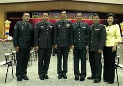 高市兵役節表揚大會 後備部與有榮焉