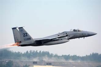 駐日美軍又掉零件 F-15遺落1.4公斤天線