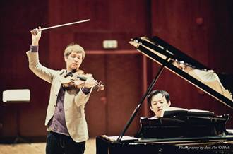 從《流星花園》認識台灣    中提琴家孟克梅耶二度訪台