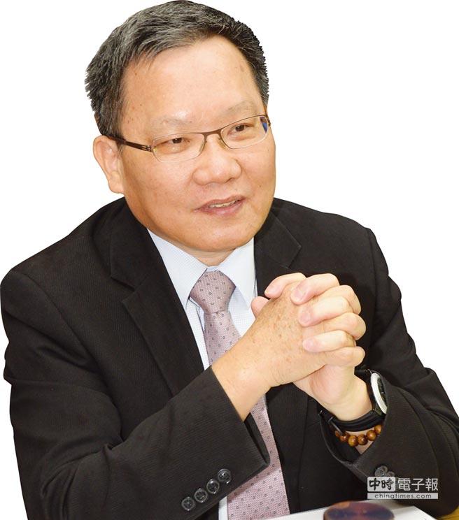財政部政務次長蘇建榮