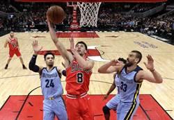 NBA》改名「狗熊」算了!灰熊堅持擺爛15連敗