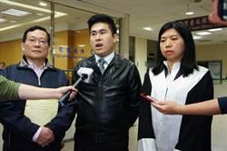 自訴誹謗首次開庭 王炳忠批周玉蔻是慣犯