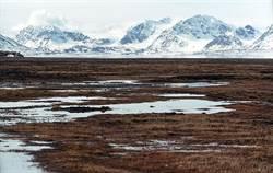 北極凍土正在釋放古代的碳 暖化危機加劇