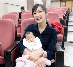 無月經症產子 母子同月同日生