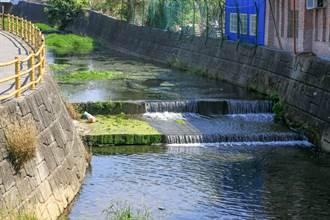 保留「洗衣文化」與湧泉 台中南勢溪環境營造啟動