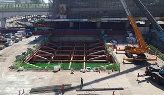 中市捷運綠線共構場站全數完成 地下開挖招商同步進行