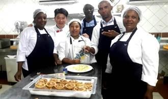 明道大學餐旅系把廚藝端到史瓦濟蘭的王室裡