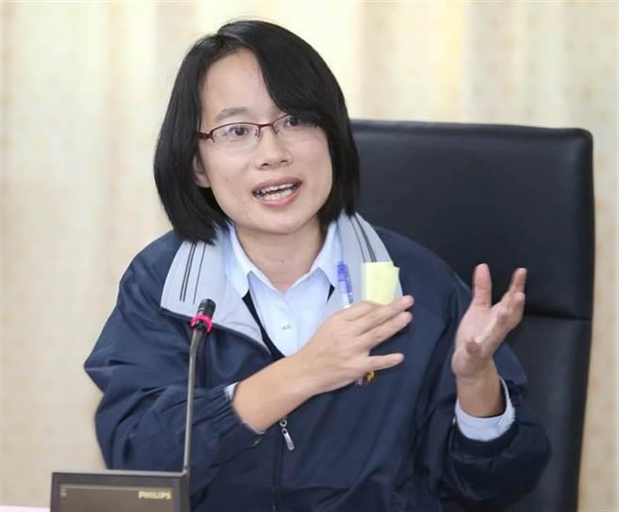北農總經理吳音寧。(資料照片/王英豪攝)