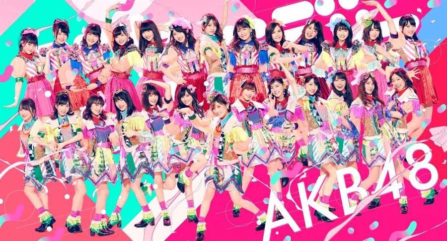 AKB48新單曲主視覺元素豐富,可玩「Finding馬嘉伶」遊戲。(©TPE48 Entertainment)