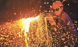川普鋼鋁稅在即 中美貿易戰升溫