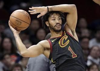 NBA》羅斯:只想證明自己仍能上場打球