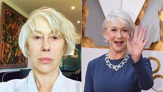 化妝功力太強大!72歲絕美影后素顏照到底是驚艷還是驚嚇?