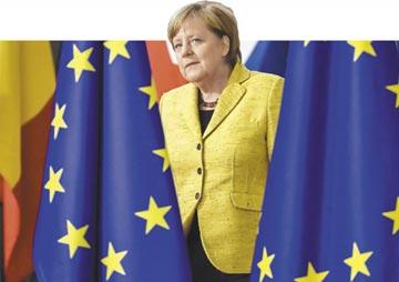 四度執政 但權力高峰已過!梅克爾重振歐洲 恐非易事
