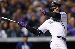 MLB》明星外野手一年約留洛磯 損失3700萬