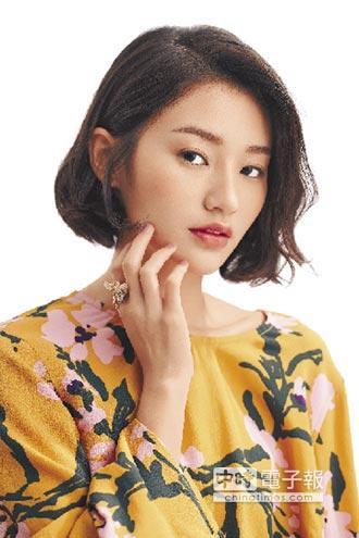 王顗婷 減法妝秀美色