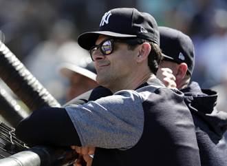 MLB》洋基新教頭搞烏龍 要換投竟忘叫人熱身