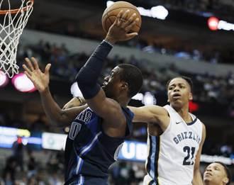 NBA》小蓋索又輪休 灰熊慘輸34分吞17連敗