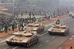進口武器 印度世界第一 亞洲與大洋洲成最大採購區