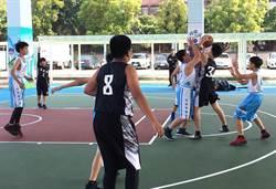 中市國小學生籃球聯賽開打 新增五年級組推廣運動風氣