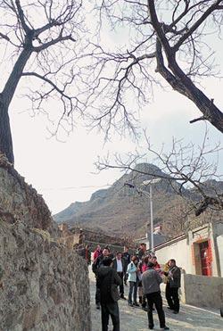 門頭溝區被授予中國詩歌之鄉