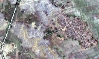 羅興亞人村莊變軍事基地   緬甸政府被批湮滅罪證