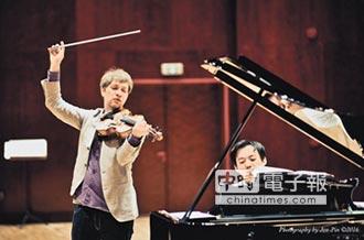 中提琴家孟克梅耶 看流星花園認識台灣