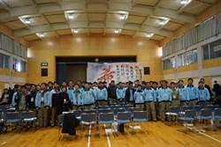 到日本311震災區參訪  南一中學生感受永不放棄的精神
