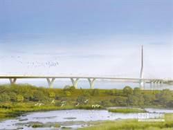 廠商終於投標 淡江大橋可望6月開工