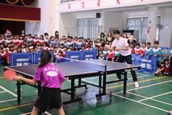 江宏傑現身秀球技 信義國小學生超High