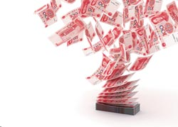 陸債務風險 BIS列紅色警戒