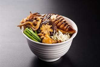 CP值破表!5星等級豪華日式蓋飯平日午餐加購僅39元