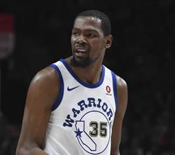NBA》杜蘭特:直接將MVP頒給哈登吧!