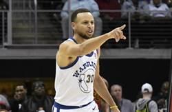 NBA》柯瑞將再缺陣一周 未來四戰只能壁上觀
