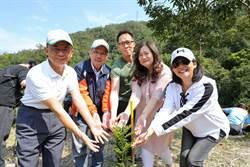 美安台灣攜手林務局 拚3年完成4.5萬株台灣原生樹苗栽植撫育工作