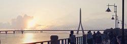 淡江大橋 可望2024年完工