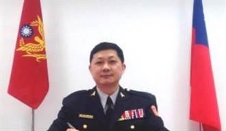 前台西警分局長因公猝死 新分局長上任