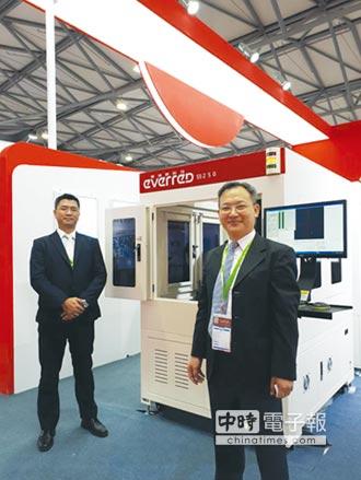 SEMICON China 2018國際半導體展 常鴻新展出最新光學檢測設備