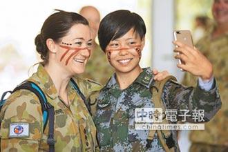 海外執行任務 軍方代表不含糊