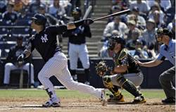 MLB》洋基新打線誰最強?美媒:桑契斯有望出線